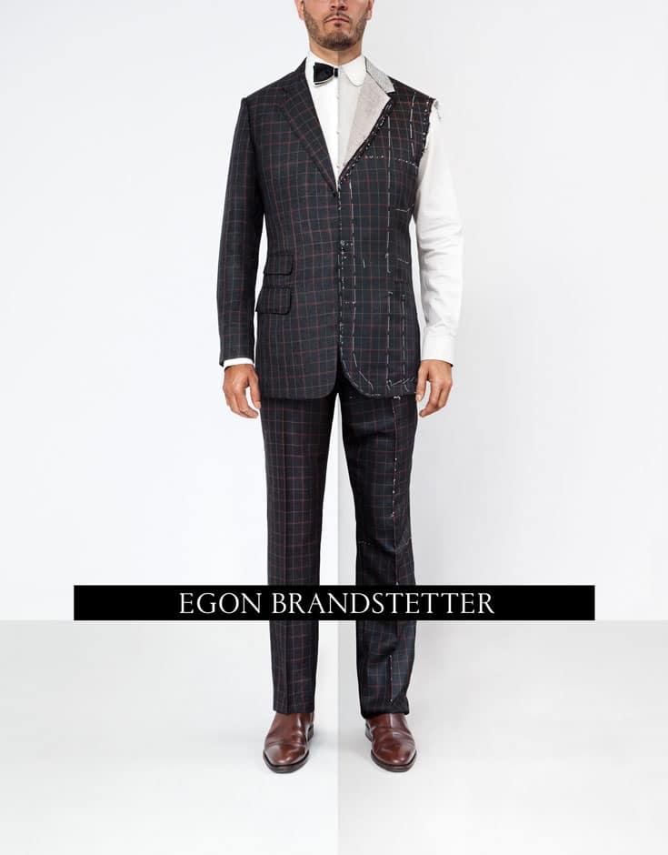 Egon Brandstetter Bespoke Tailoring Berlin