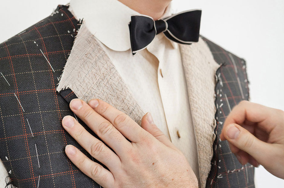 Exclusive service and professional consultation at Egon Brandstetter Bespoke Tailor Berlin
