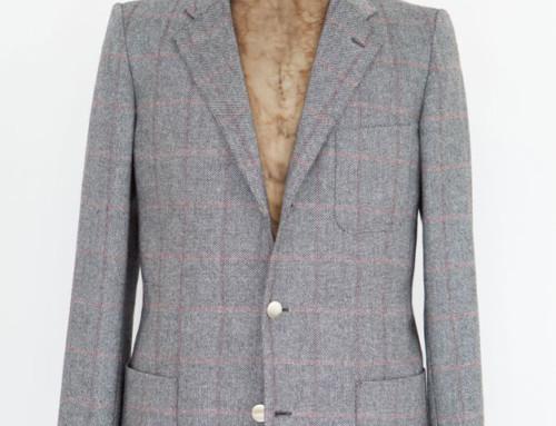 Jacket made of finest cashmere