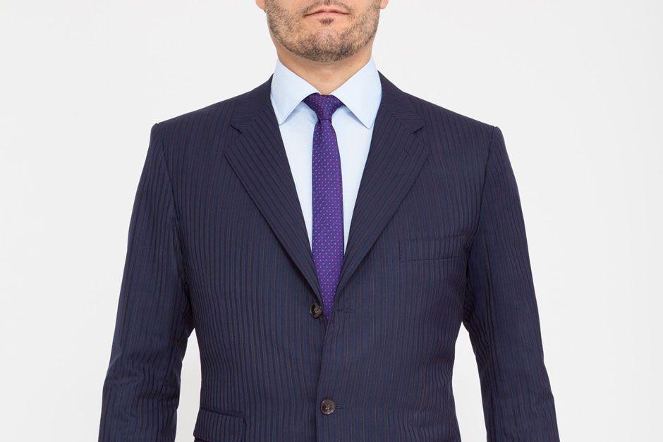 Bespoke suit from Egon Brandstetter bespoke tailor