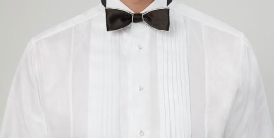 Bespoke dinner shirt handcrafted by Egon Brandstetter Bespoke Tailor Berlin